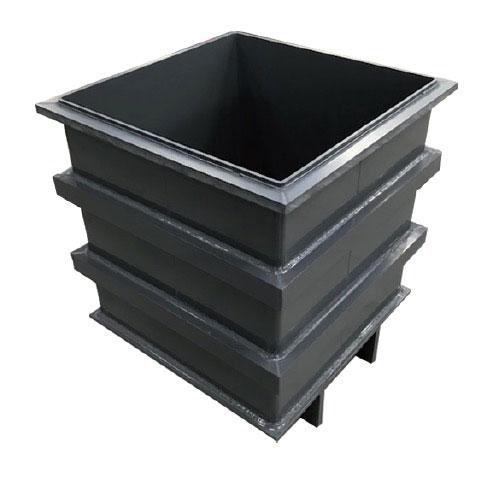 Bac de stockage en PVC 1m3